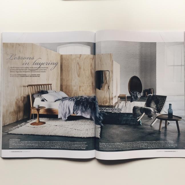 cosy grey elle decoration magazine
