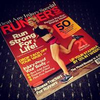 runners world magazine cover