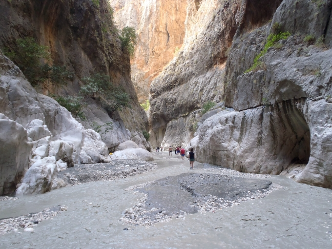 caves in turkey
