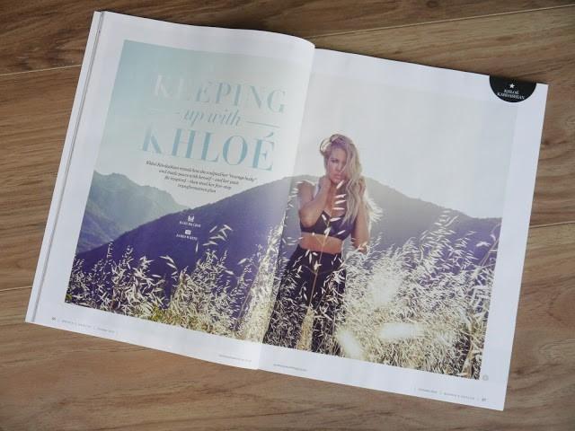 womens health magazine khloe kardashian