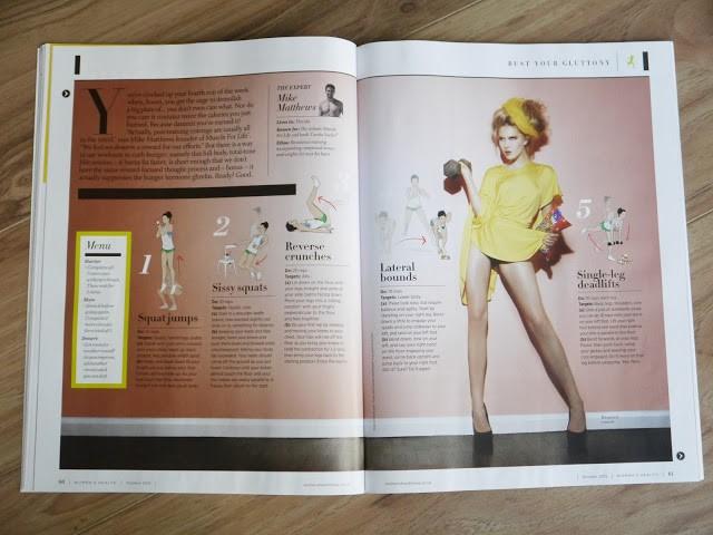 womens health magazine exercise expert