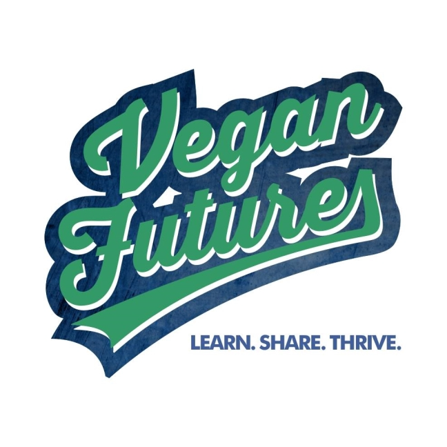 vegan futures interview logo