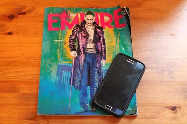 jared leto empire  magazine cover