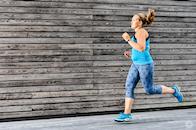 winter base fitness womens running