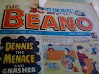 1983 beano comic