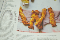 Jamie oliver cinnamon twists