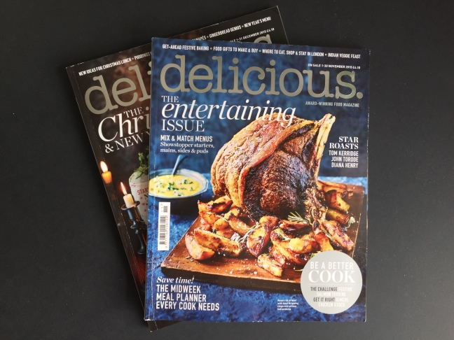 delicious magazine christmas