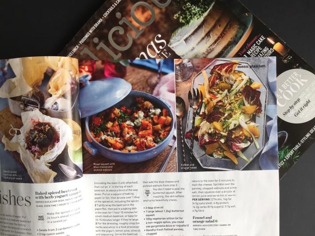 delicious magazine christmas dishes