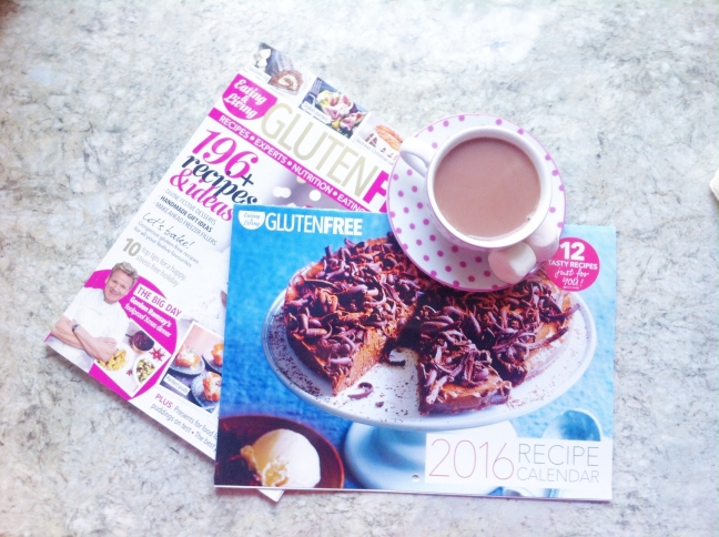 gluten free hot chocolate recipe