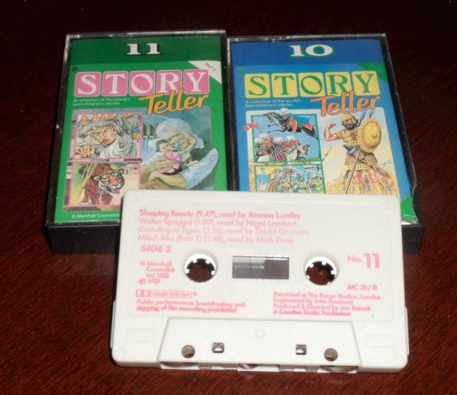 story time magazine cassettes