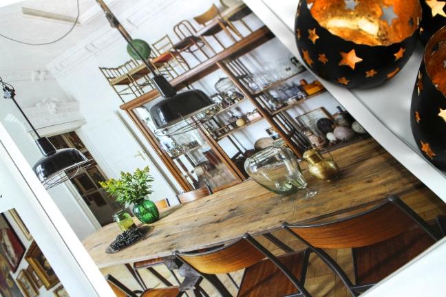 Elle Decoration magazine kitchen