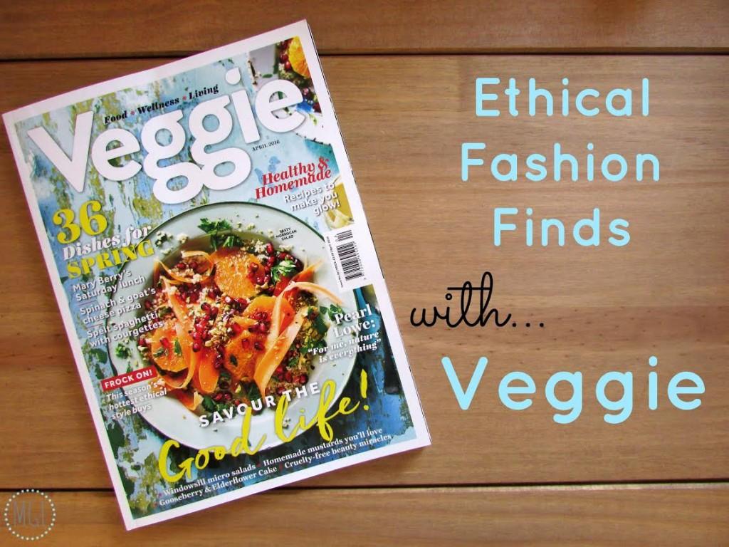 April issue of Veggie magazine
