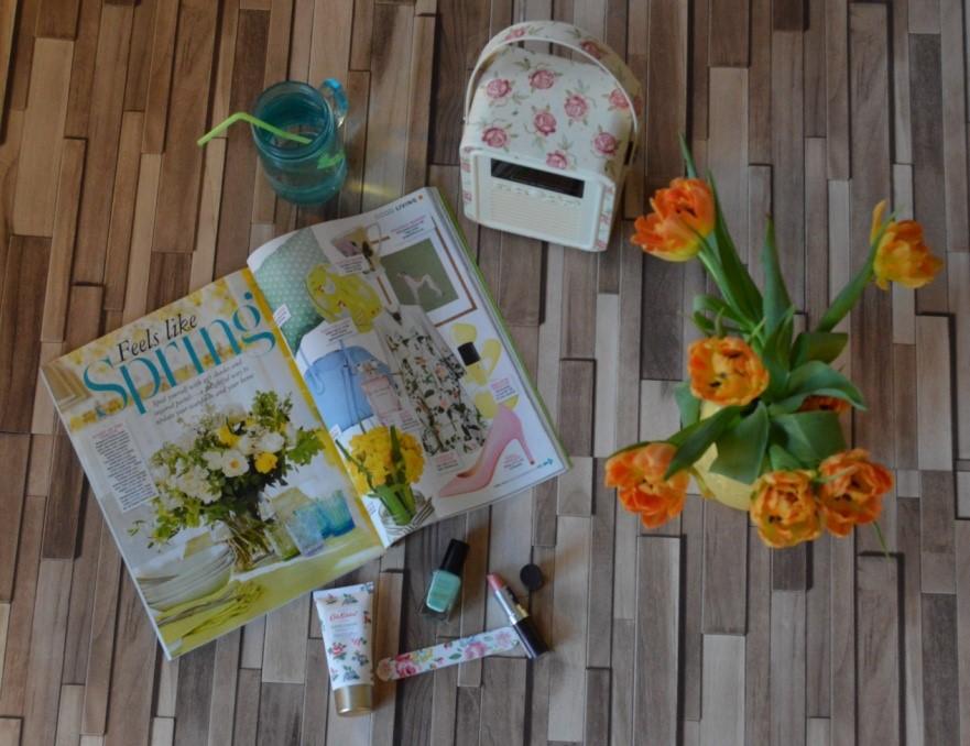 Feature inside Good Housekeeping magazine