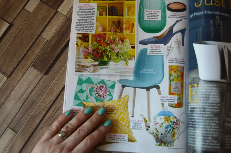 Spring inspiration from Good Housekeeping magazine