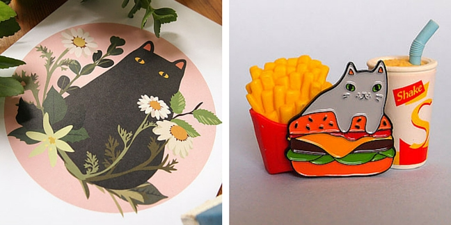 Items designed by I like CATS