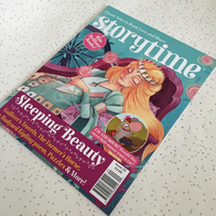 Issue 20 of Storytime magazine