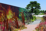 Hampton Court Flower Show Desolation to Regeneration