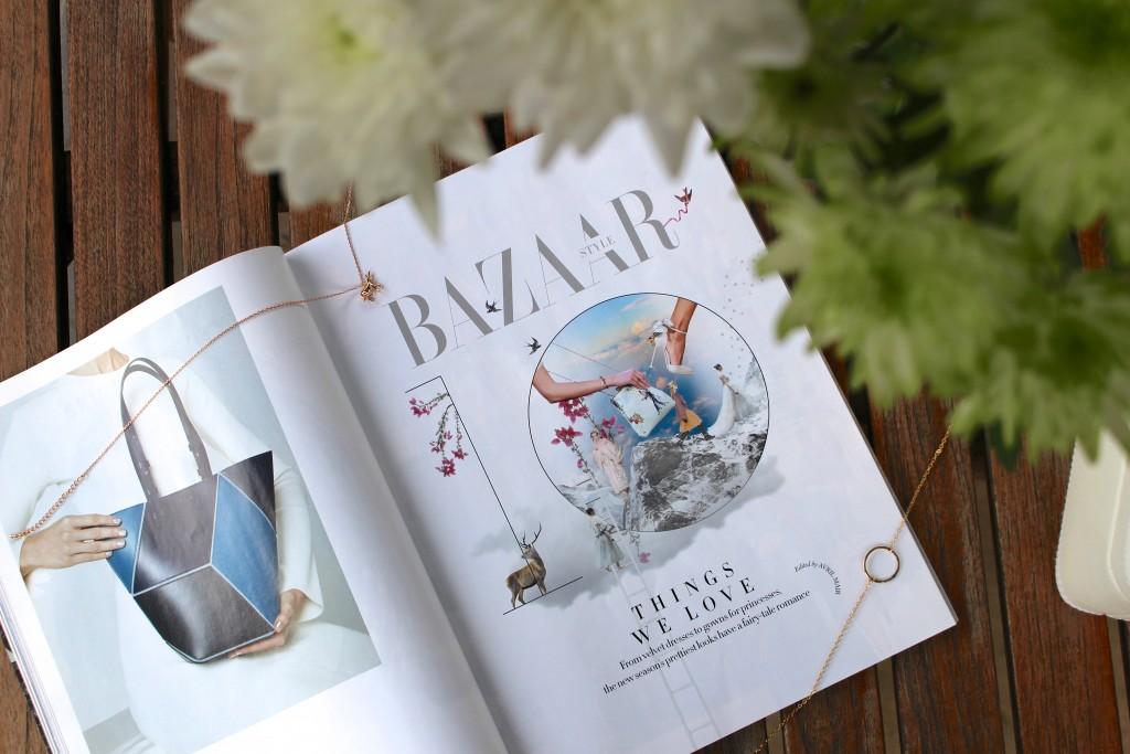 harpers bazaar magazine august 2016