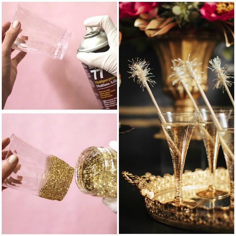 Glittery Drinks | The Hub blog at magazine.co.uk