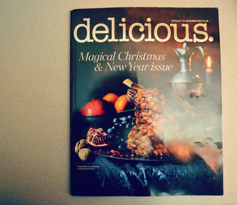 delicious magazine christmas 2016