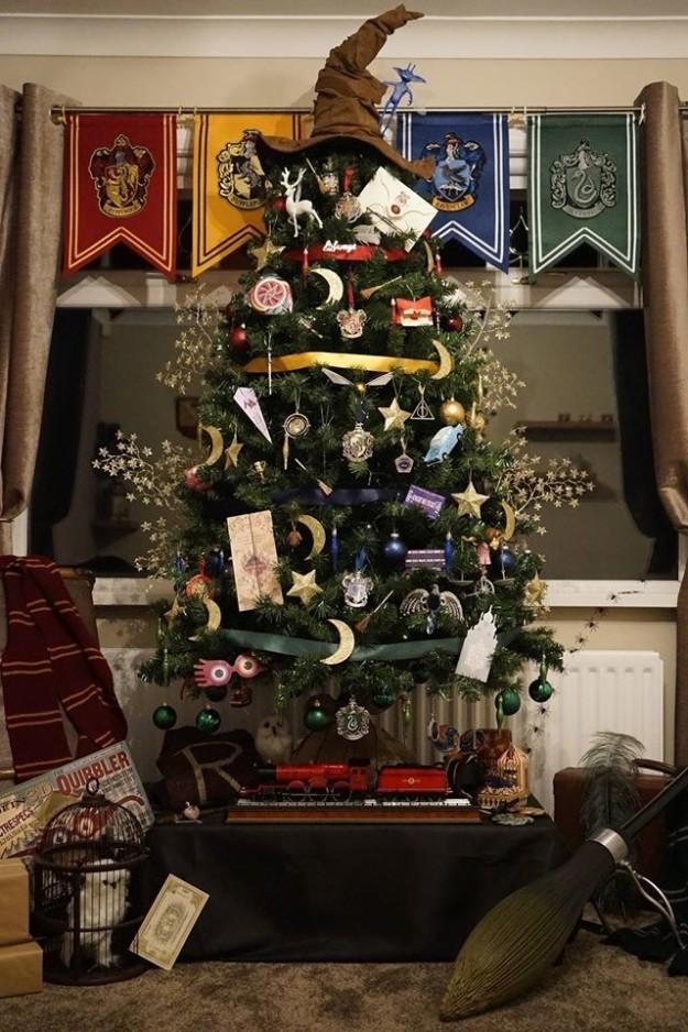 The Harry Potter Tree