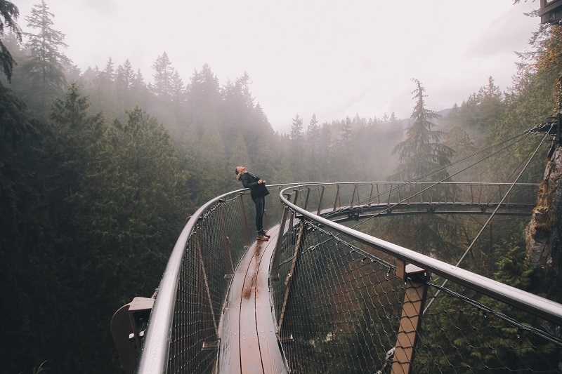 Tim Trad Capilano Suspension Bridge, West Vancouver, Canada - Unsplash