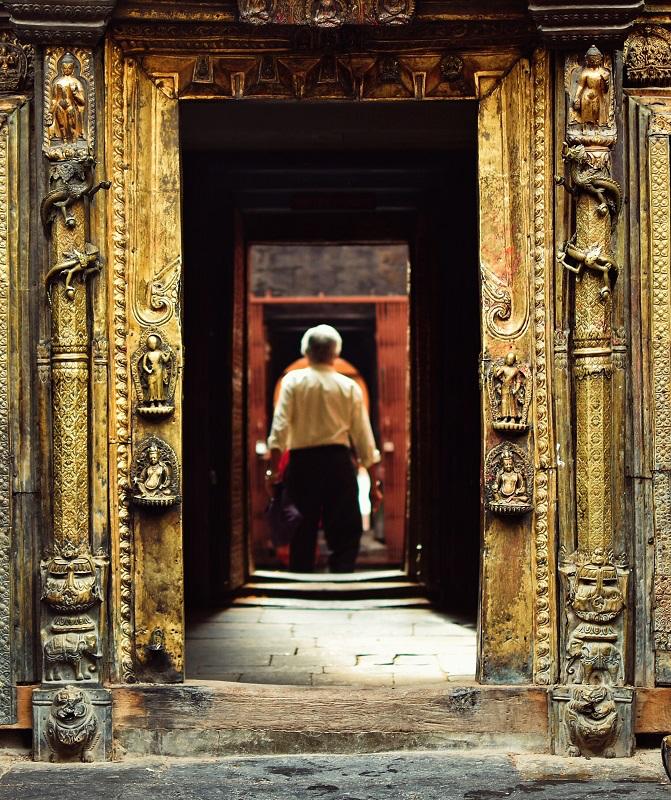Swodesh Shakya Hiranya Varna Mahabihar, Patan, Nepal - Unsplash