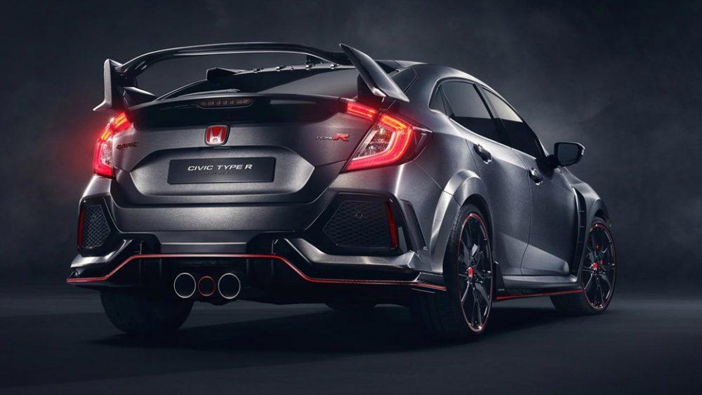 Honda Civic Type R - car magazine