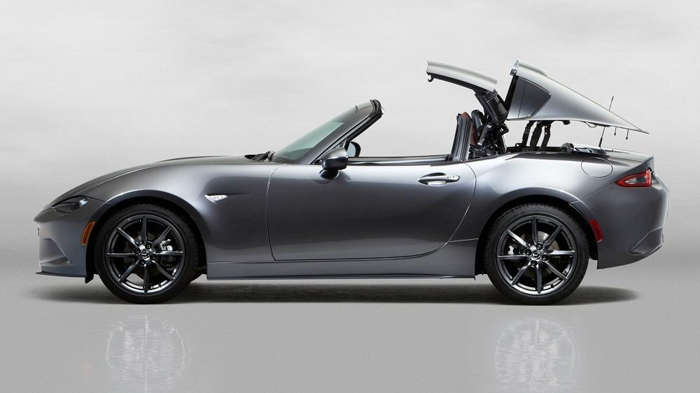 Mazda MX5-RF, Car magazine