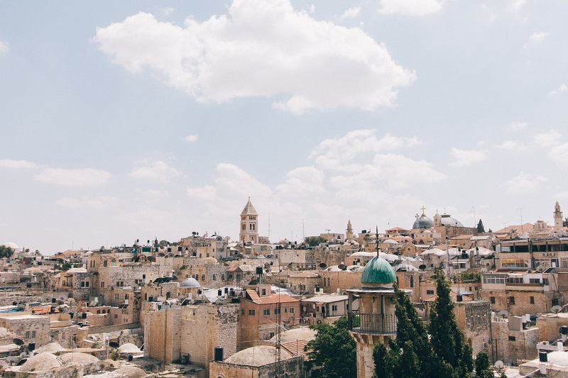 Rob Bye Jerusalem, Israel - Unsplash