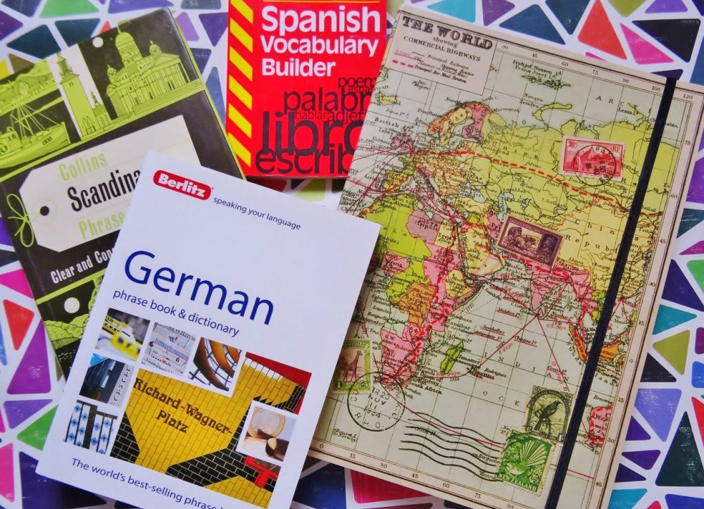 Travel Books and Language  Guides