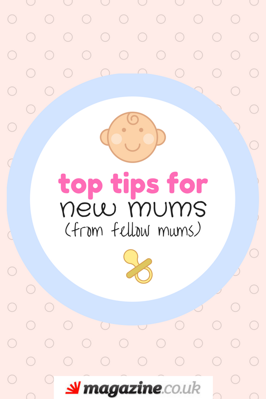 Top Tips for New Mums and Mums-to-Be