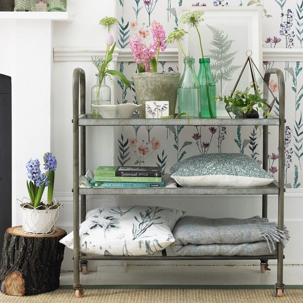 Botanical Interiors | 3 Interior Trends You Need to Know | magazine.co.uk