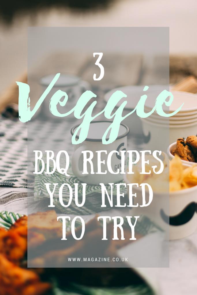 3 Veggie BBQ Recipes You Need to Try | magazine.co.uk