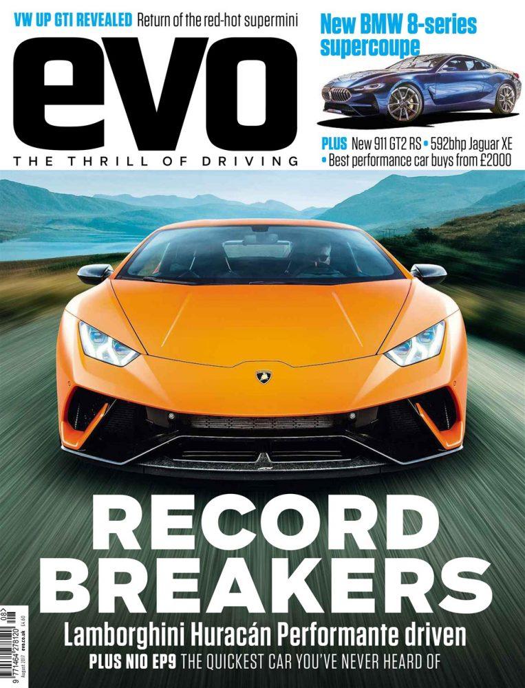 Evo magazine subscription | magazine.co.uk