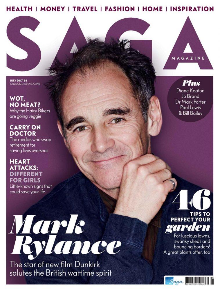 Saga magazine subscription | magazine.co.uk