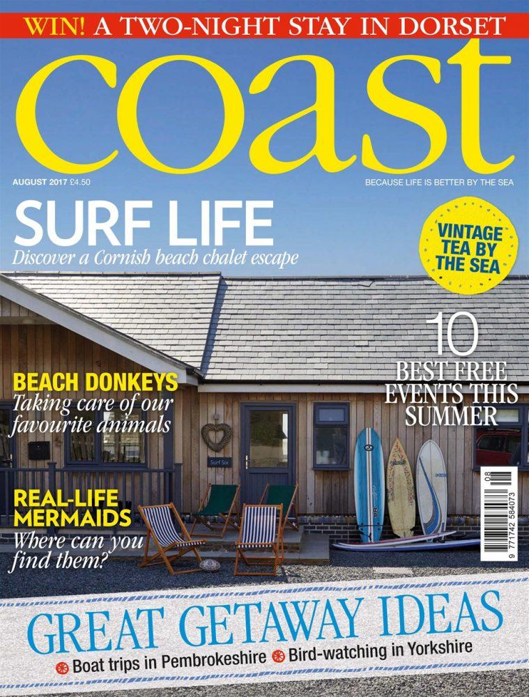 Coast magazine subscription | magazine.co.uk