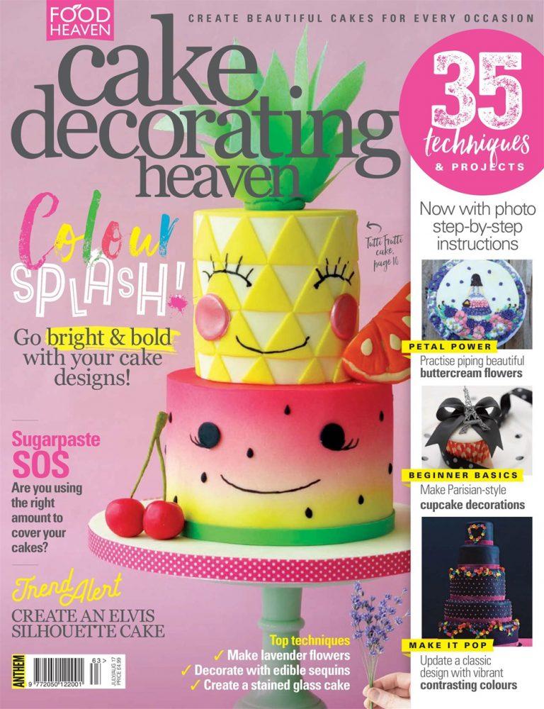Cake Decorating Heaven magazine subscription