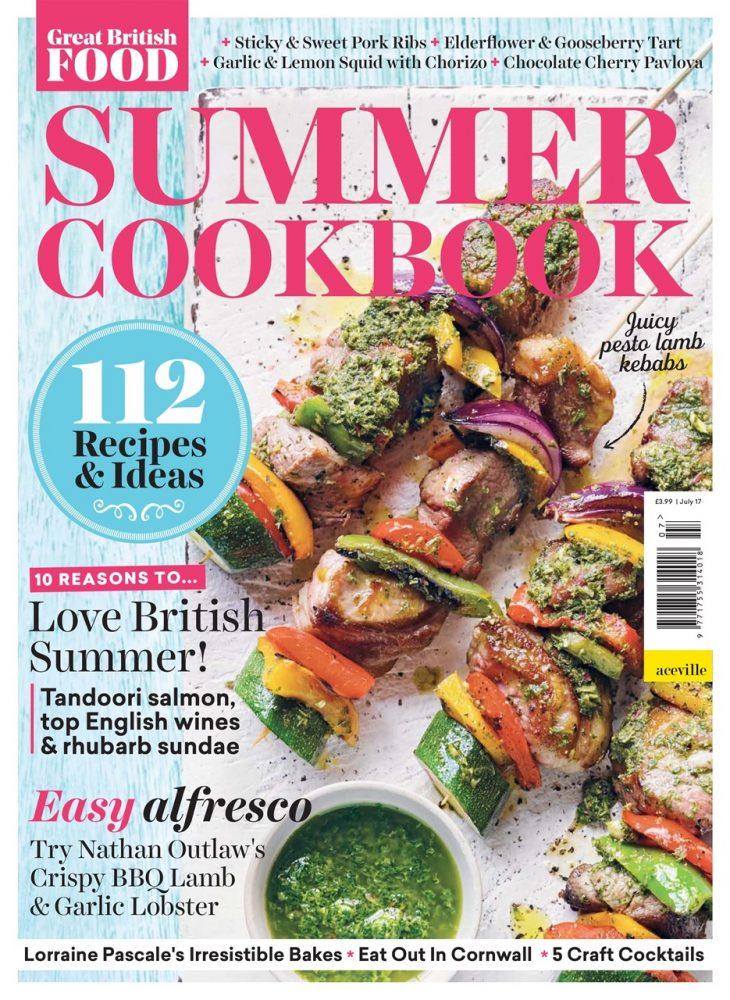 Great British Food magazine subscription