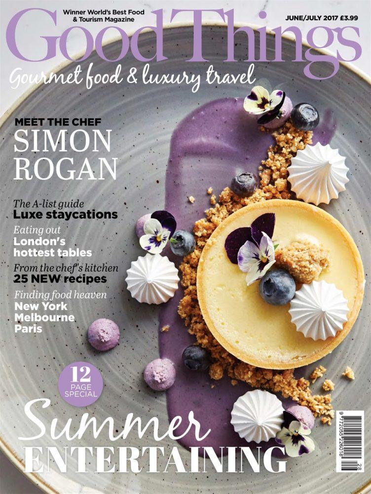 Good Things magazine subscription