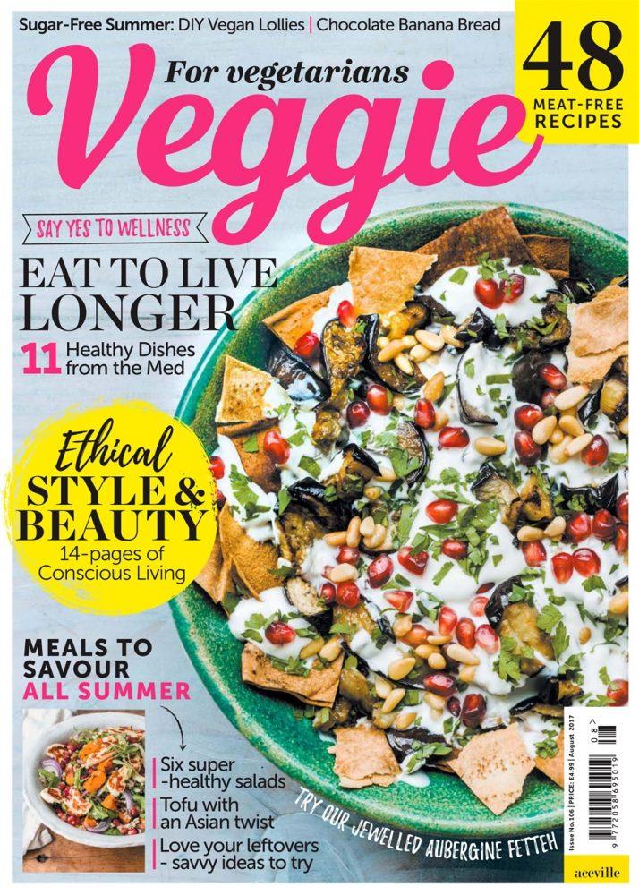 Veggie magazine subscription