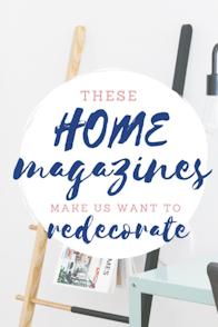 Home magazines for redecorating | magazine.co.uk