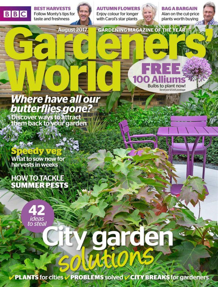 BBC Gardener's World magazine | The 10 best gardening magazines | magazine.co.uk