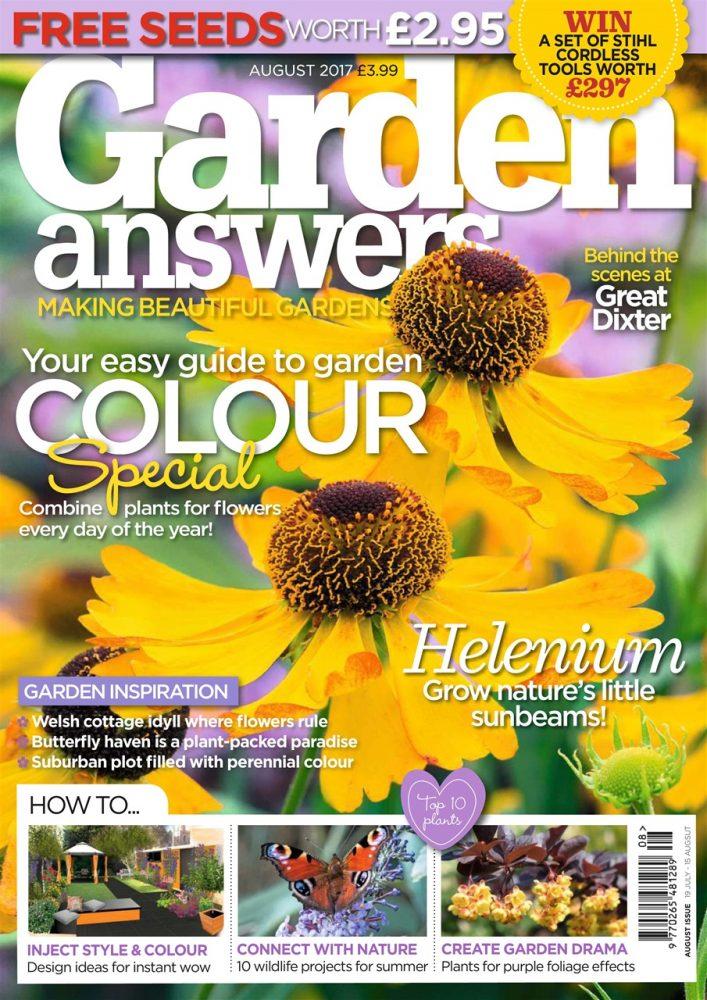 Garden Answers magazine | The 10 best gardening magazines | magazine.co.uk