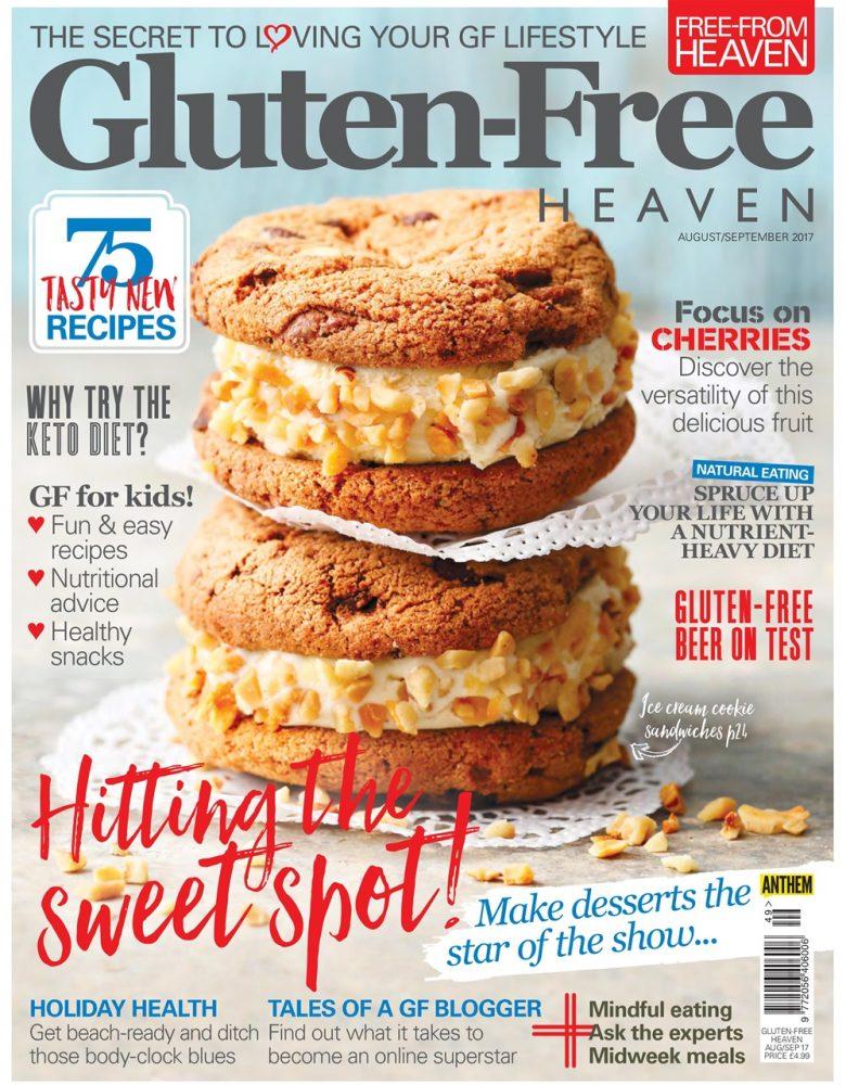 Gluten Free Heaven magazine