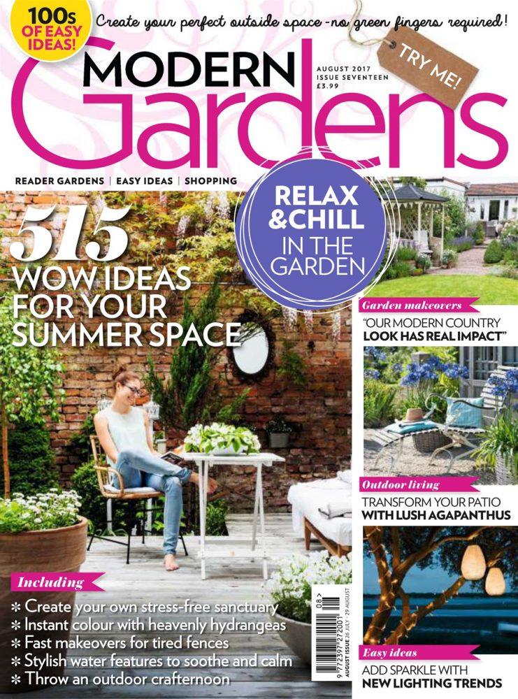 Modern Gardens magazine | The 10 best gardening magazines | magazine.co.uk