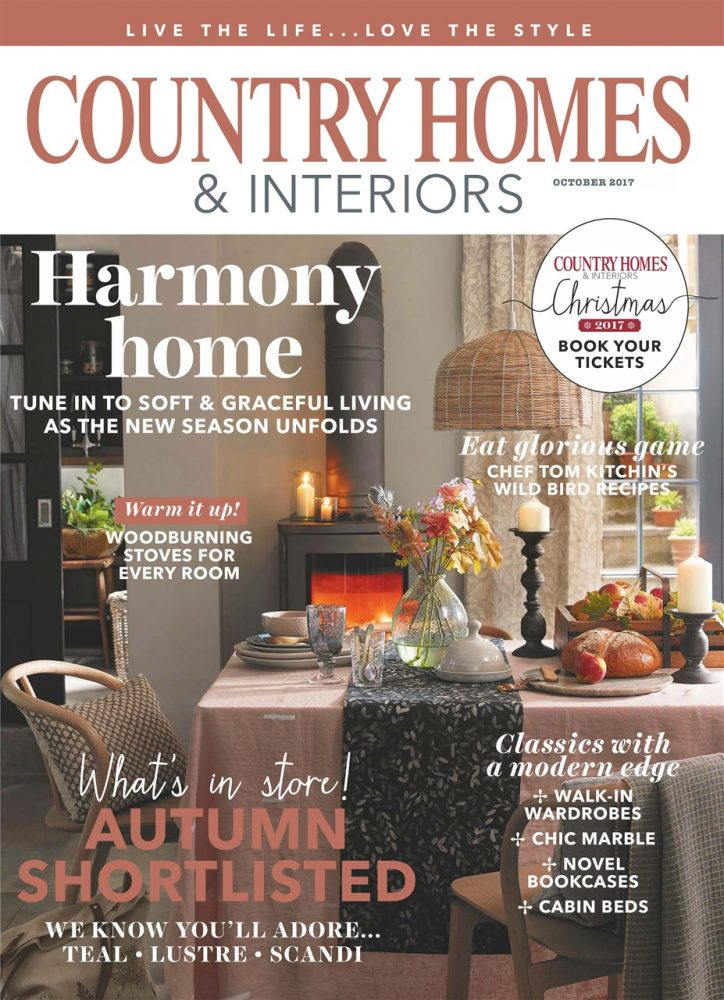 Country Homes and Interiors | Autumn magazines at magazine.co.uk