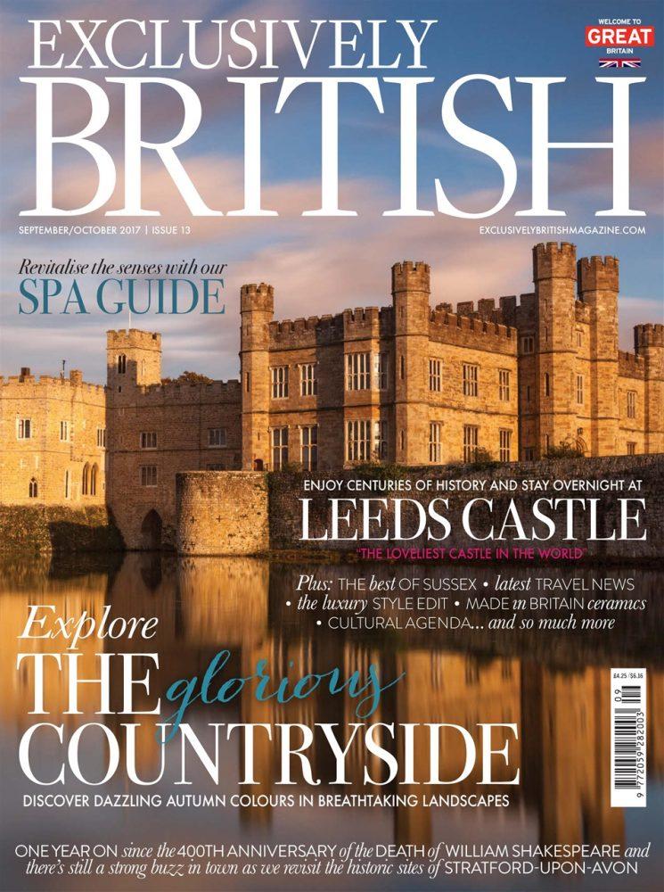 Exclusively British magazine | Autumn magazines at magazine.co.uk