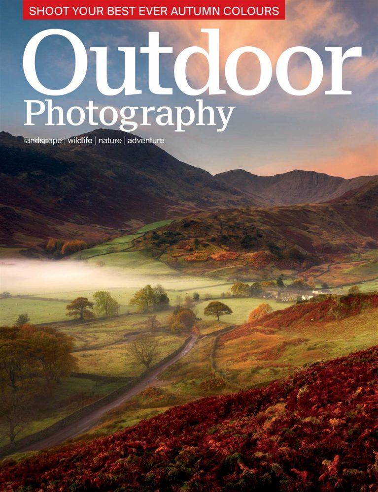 Outdoor Photography magazine   Autumn magazines at magazine.co.uk