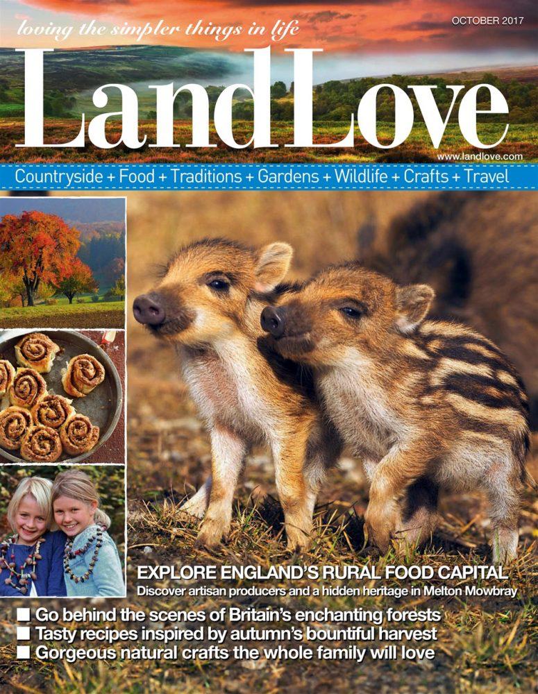 LandLove magazine   Autumn magazines at magazine.co.uk
